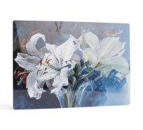 Bordstablett, Vita liljor