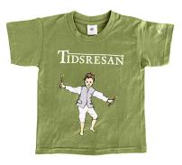 T-shirt, Tidsresan